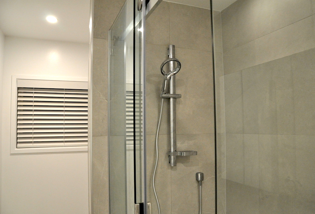 Atlantis shower with Methven hardware